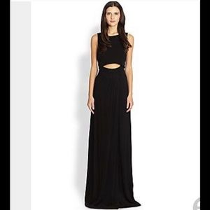 🆕 A.L.C. Cutout layered maxi dress
